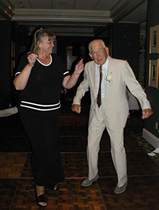 2002 05 18 8.GerardDurand Dancing with Dtr-In-Law, Cheryleen1
